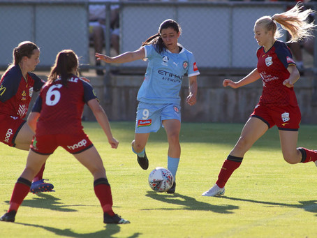 Three things we learned: Adelaide vs City