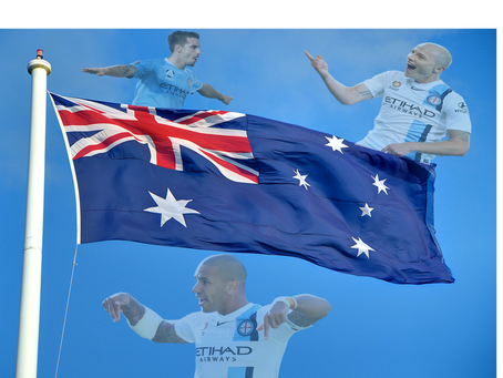 Home-grown: Selecting an all-Aussie squad of past and present players