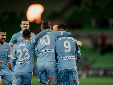 'Six Points Away...': Three things we learned - City vs Adelaide