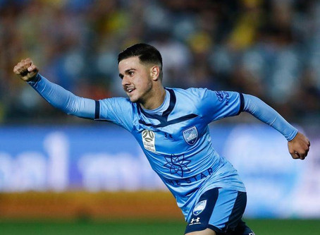 Rumour: City on the verge of signing Sydney product Marco Tilio
