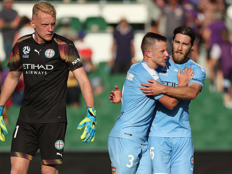 'Aaaand Breathe...': 3 things we learned - Perth vs City