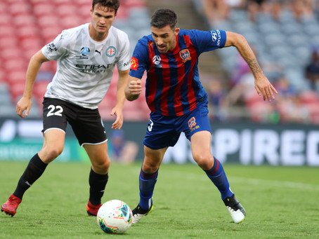 Match Preview: Newcastle Jets vs Melbourne City
