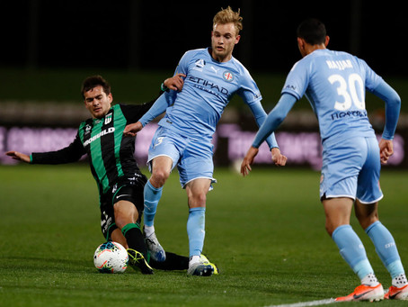 Three things we learned: Melbourne City vs Western United