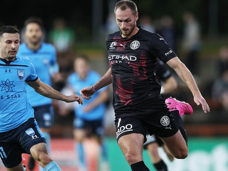 'Not quite at the races': Three things we learned - Sydney vs City