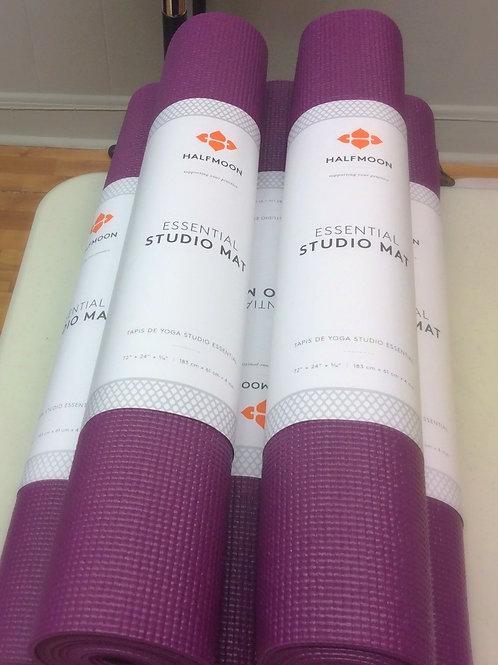 Half Moon Yoga Mat