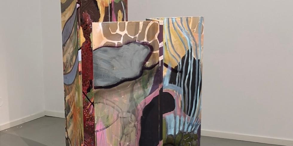 """""""MINNEN"""" av Tove Axelsson i Galleriet"""