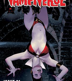 VAMPIVERSE, ISSUE #1
