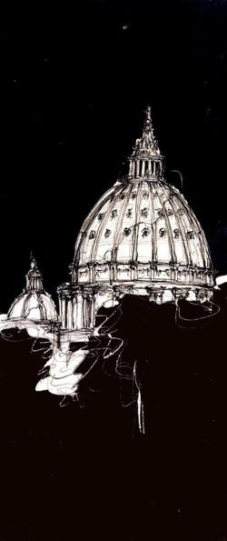 Artwork | Basillica Sketch