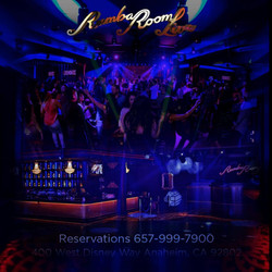 Rumba Room | Anaheim
