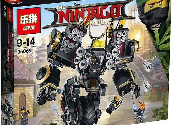 Конструктор LEPIN Робот землетрясений(артикул 06069)