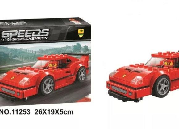 Конструктор BELA Ferrari F40 Competizione (Артикул 11253)