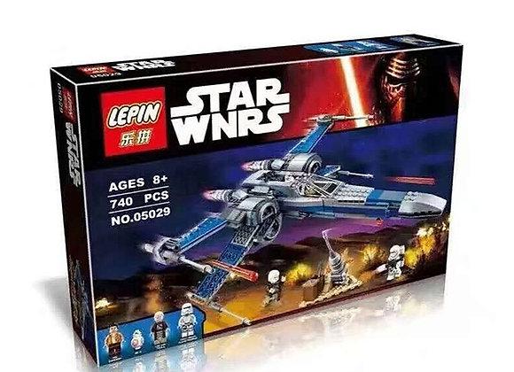 Конструктор LEPIN Истребитель сопротивления X-Wing (Артикул: 05029)