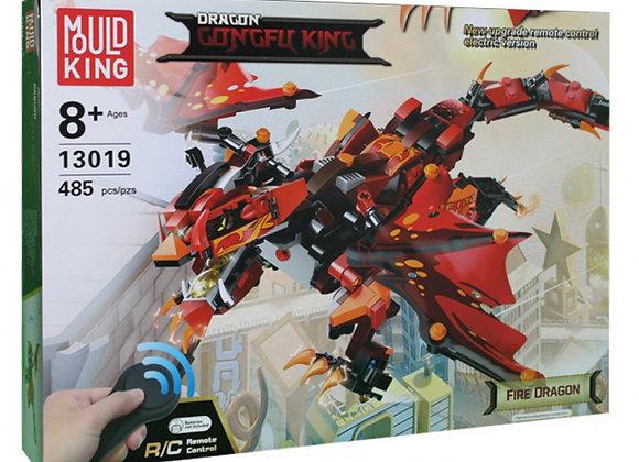 Конструктор Mould King Боевой дракон 2.4G (Артикул 13019)
