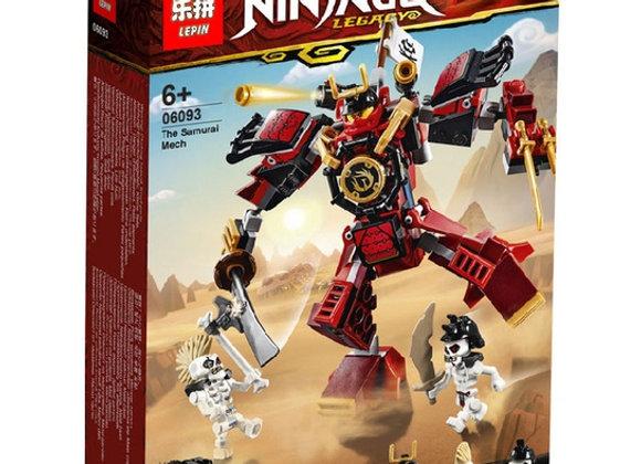 Конструктор LEPIN Ninjago Робот-самурай (Артикул: 06093)