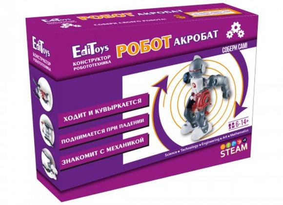 Конструктор Edi Toys Робот-акробат (Артикул ET01)
