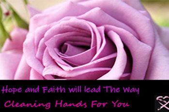 Donation- Pink Rose