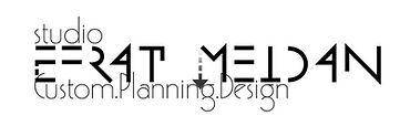 אפרת מידן עיצוב פנים לוגו studio efrat meidan logo