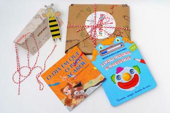 Clube Leiturinha - Livros Infantis