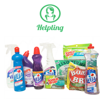 DropBag - Produtos de Limpeza