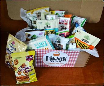 Piknik Brasil - Clube de Snacks