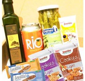 Healthy Box - Alimentos Saudáveis