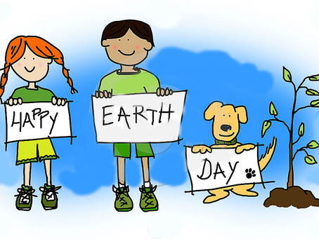 Earth Day With Your Pet