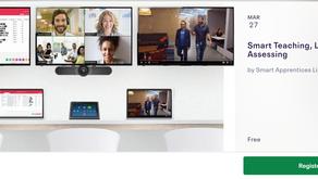 Smart Rooms Webinars for SMART ASSESSORS!