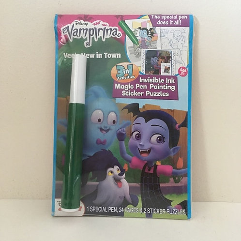 Lee Magic Pen Painting - Disney Vampirina