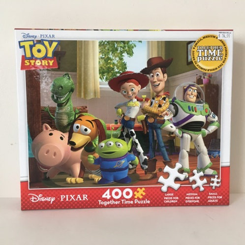 Disney Pixar Toy Story Together Time Puzzle