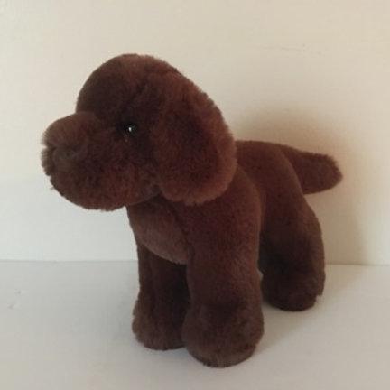 Douglas Sylvia Chocolate Lab Plush Dog #3995