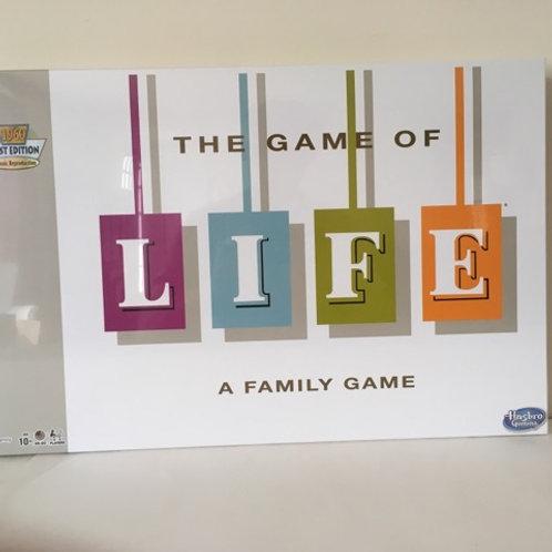 Hasbro Life Game