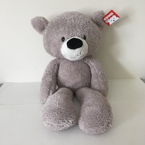 Gund Fuzzy Bear Plush