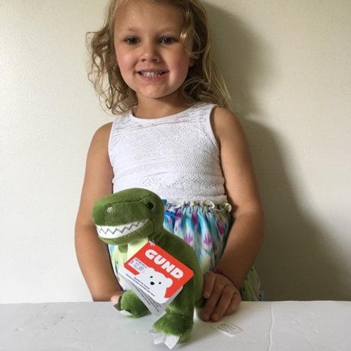 Gund Chatter Dinosaur Plush