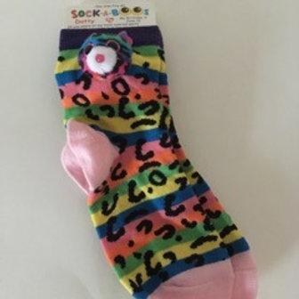 TY Sock a Boo - Dotty