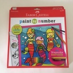 Creativity for Kids Paint by Number Mermaids