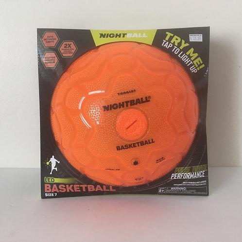 LED Basketball - NightBall