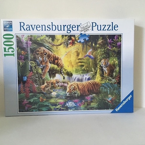 Ravensburger Tranquil Tigers Puzzle