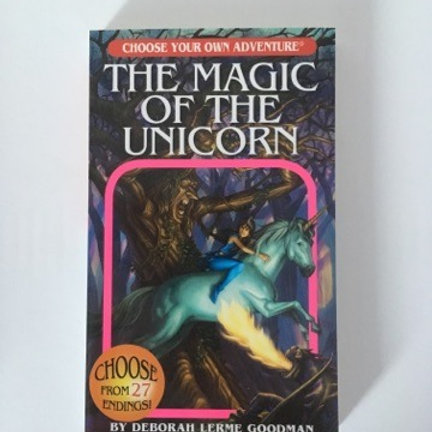 Choose Your Own Adventure - The Magic of the Unicorn