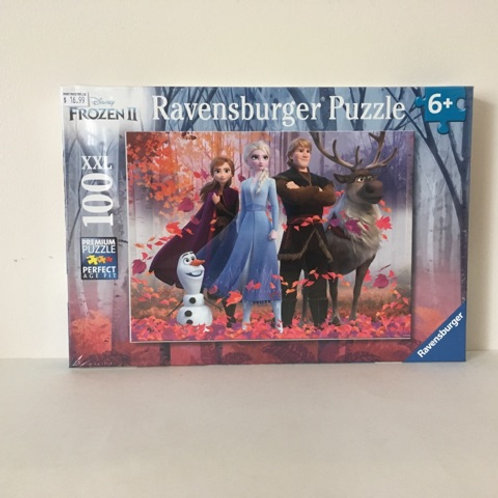 Ravensburger Frozen 2 Magic of the Forest Puzzle