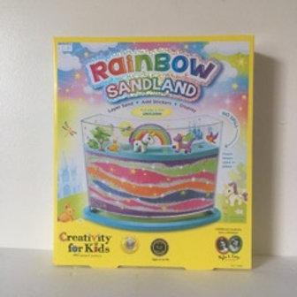 Creativity for Kids - Rainbow Sandland