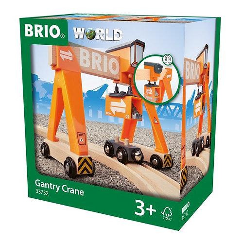 Brio Gantry Crane #33732