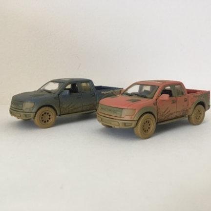 Die Cast Pick Up Trucks