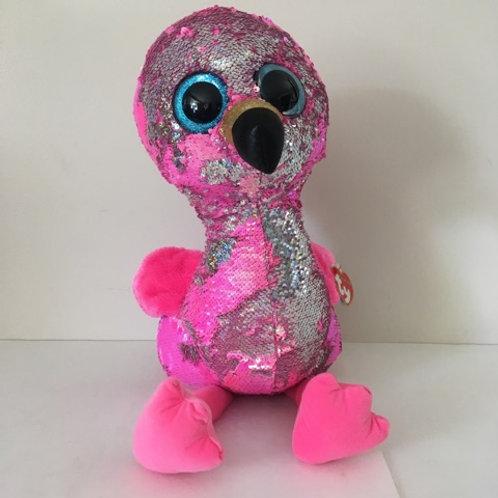 TY Flippables  Pinky Plush