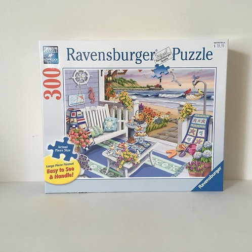 Ravensburger Seaside Sunshine Large Format Puzzle