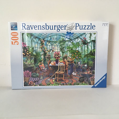 Ravensburger In the Greenhouse Puzzle