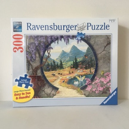 Ravensburger Into a New World Large Format Puzzle