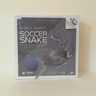 Bionic Robot Soccer Snake