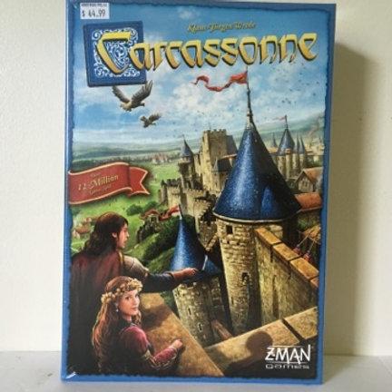 Carcassonne Tile Game