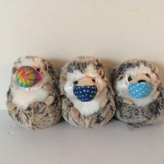 Douglas Spunky Hedgehog with Mask #9813