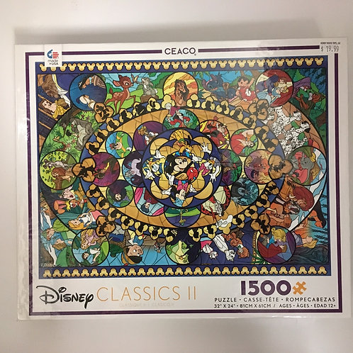 Ceaco Disney Mickey Mouse Puzzle